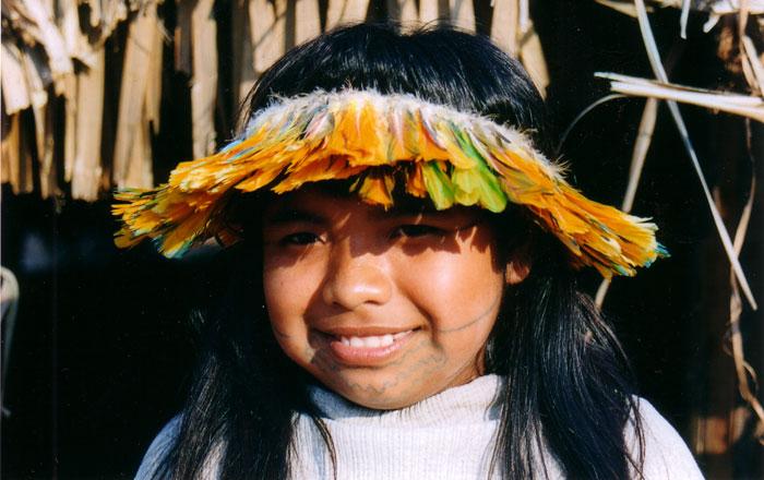 Uru-eu-wau-wauflicka, foto Teresa Soop, 2003